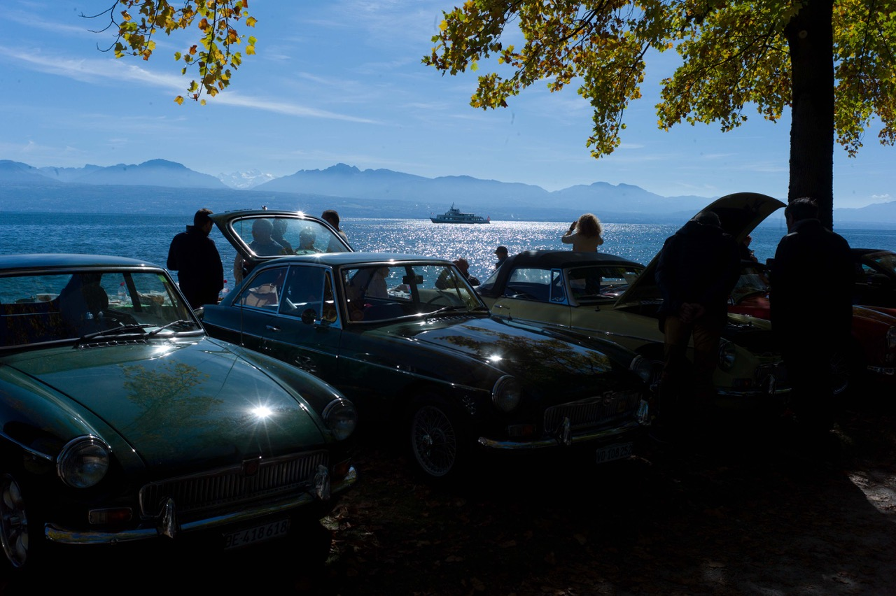 Photos from British Car Day