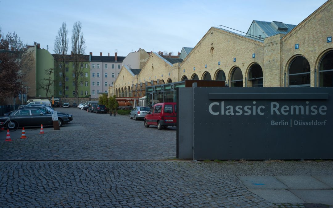 """Visit of the """"Classic Remise"""" in Berlin"""
