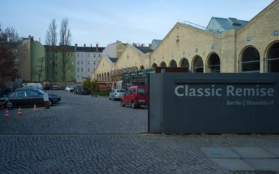 "Visit of the ""Classic Remise"" in Berlin"